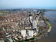 Lagos Is The Commercial And Financial Capital of Nigeria