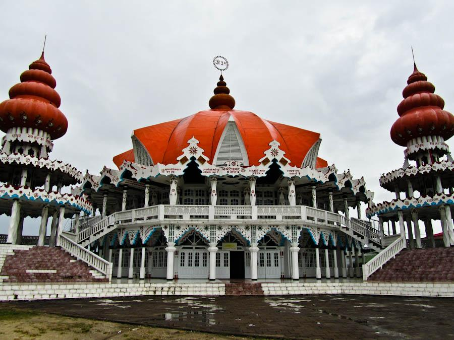Hindu Temple in Paramaribo, Suriname