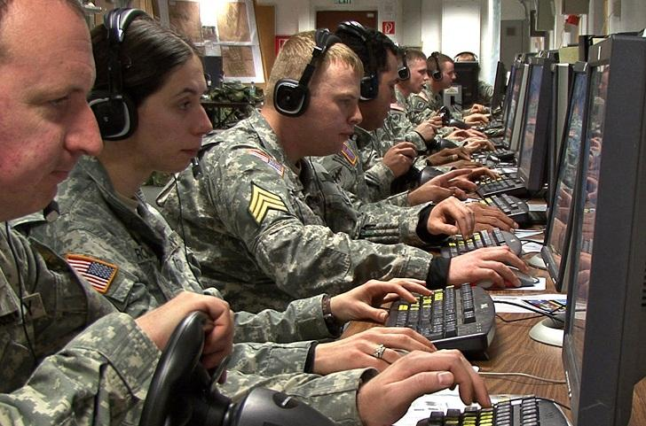We are building a day trading army! (photo courtesy of the US army)