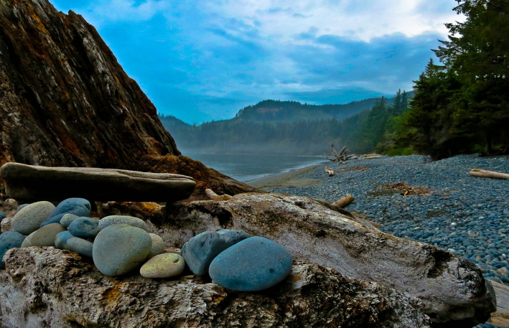 French Beach on Vancouver Island