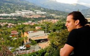 Marcello Arrambide in Medellin