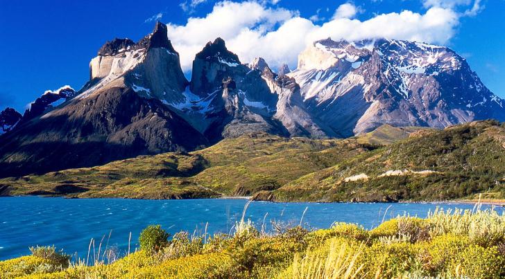 Patagonian Region in Argentina