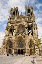 Reims Cathedral A Symbol of the Past Glory of France