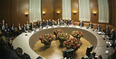 Iranian Negotiations Over the Nuclear Issue