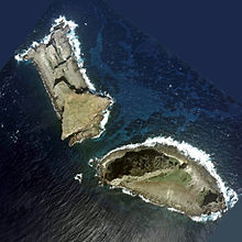 Two Islands Of The Senkaku Chain