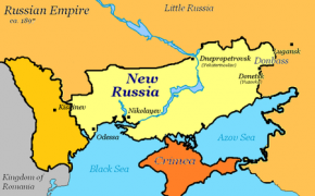 Possible Russian Territorial Ambitions In The Ukraine