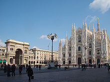 Milan The Industrial Capital Of Italy