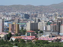 Capital And Largest City In Mongolia