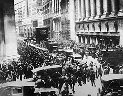 The Financial Disaster Of 1929