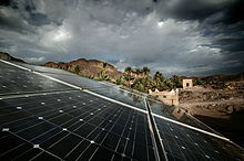 Solar Power in Morocco