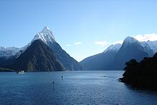 Milford Sound A Major Tourist Destination