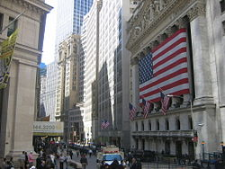 Wall Street Home Of The American Stock Market