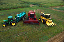 Traditional Agricultural Machinery
