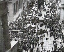 Financial Panic In The United States 1929 The Stock Market Crash