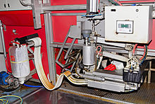 Robotic Laser Guided Milking Station