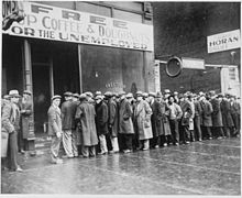 Result Of Unemployment In The United States Soup Kitchens