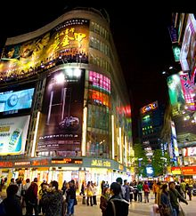 220px-Ximending_at_night