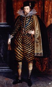 King James I Of England Also Known As  King James VI of Scotland