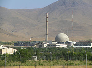 Iranian Nuclear Program At Arak