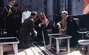 Past Deal Between Saudi Arabia And American President FDR