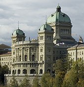 Swiss Federal Council Palace