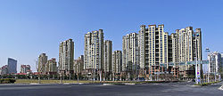 High Rise Apartments In Suzhou