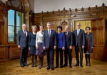 Swiss Federal Council 2014
