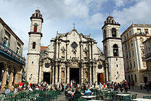 The San Cristobal Cathedral