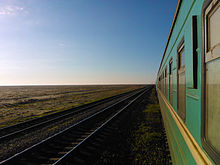 The Turkestan-Siberian Railway