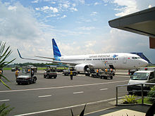 Adisutjipto International Airport, In Indonesia