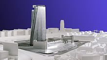 Model Of The New European Central Bank