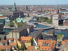 Copenhagen, Largest City And Capital Of Denmark