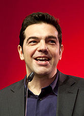 Alexis Tsipras The New Prime Minister Of Greece