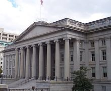 Treasury Department In The United States
