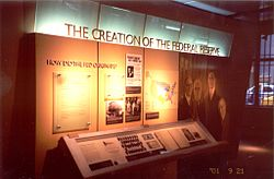 The Money Museum Traces The History Of The Federal Reserve Bank And Also Displays Currency Used In The Past.