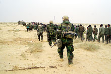 United States Marines In Iraq 2003