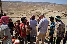 Christian Refugees On Mt. Sinjar