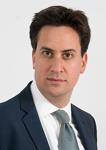 Ed Miliband Head Of The Labour Party