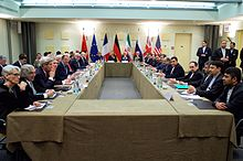 The Ministers Of Foreign Affairs Of The United States, The United Kingdom, Russia, Germany, France, China, The European Union And Iran (Lausanne, 30 March 2015).