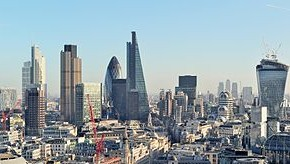 London Capital Of The UK And One Of The Great Financial Centers Of The World