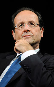 François Hollande, Elected President Of The French Republic In April 2012.