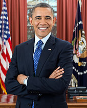 Barack Obama, 44th President Of The United States (2009-Present)