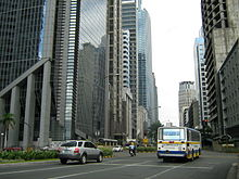 Makati, The Financial Capital Of The Philippines