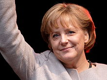 Angela Merkel, Chancellor Of Germany 2005- Present