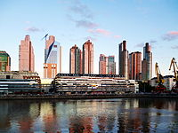 Puerto Madero, Buenos Aires