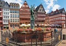 Frankfurt, Financial Capital of Germany