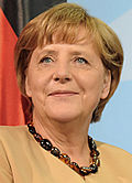 Angela Merkel Chancellor since 2005