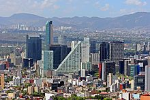 Mexico City is the most important financial and economic center in Mexico as well as Latin America.