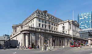 Bank of England Headquarters
