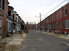 Camden, New Jersey is one of the poorest cities in the United States.